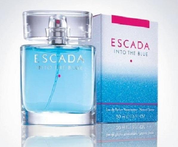 ESCADA - INTO THE BLUE