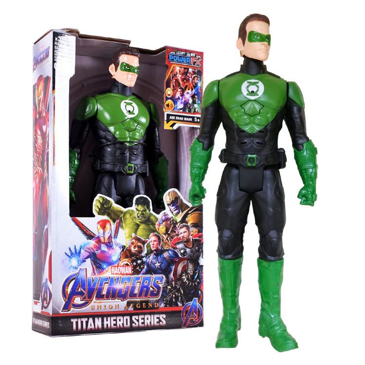 Супергерой Мстители со светом и звуком