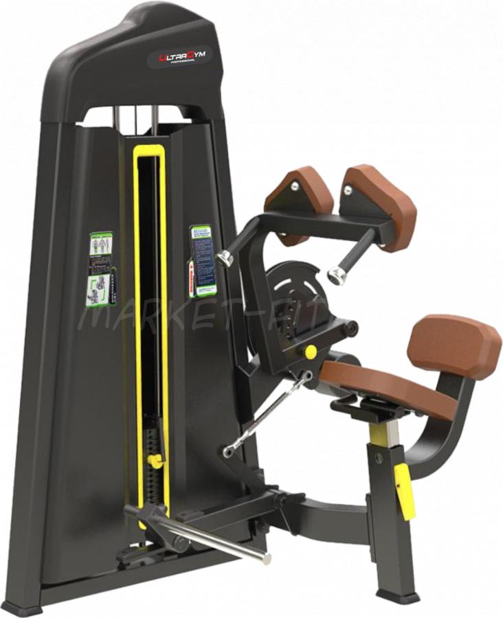 Силовой тренажер Пресс-машина UltraGym  UG-ST 810