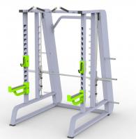Силовой тренажер Приседания+ машина Смитта UltraGym UG-S 091