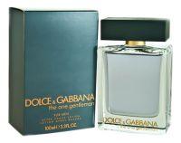 DOLCE GABBANA - THE ONE GENTLEMAN