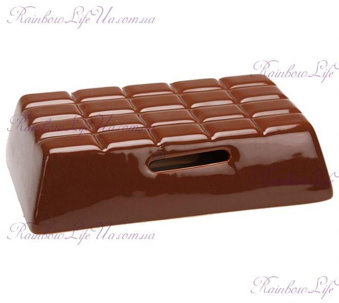 """Копилка """"Плитка шоколада"""""""