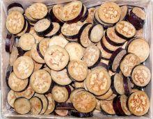 Баклажаны кружок Россия от 2 кг
