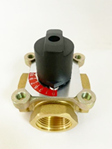 Механический трехходовой клапан