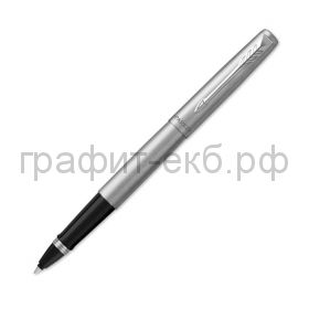 Ручка-роллер Parker Jotter Core Stainless Steel CT серебристый T61 2089226