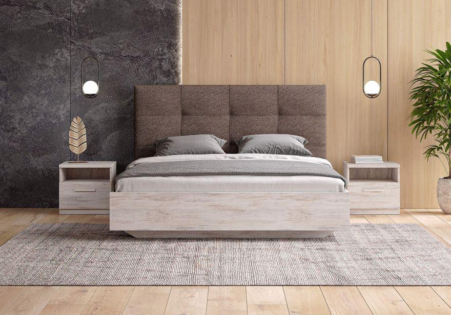 Кровать Victoria (ясмунд) с подъемным механизмом | Сонум