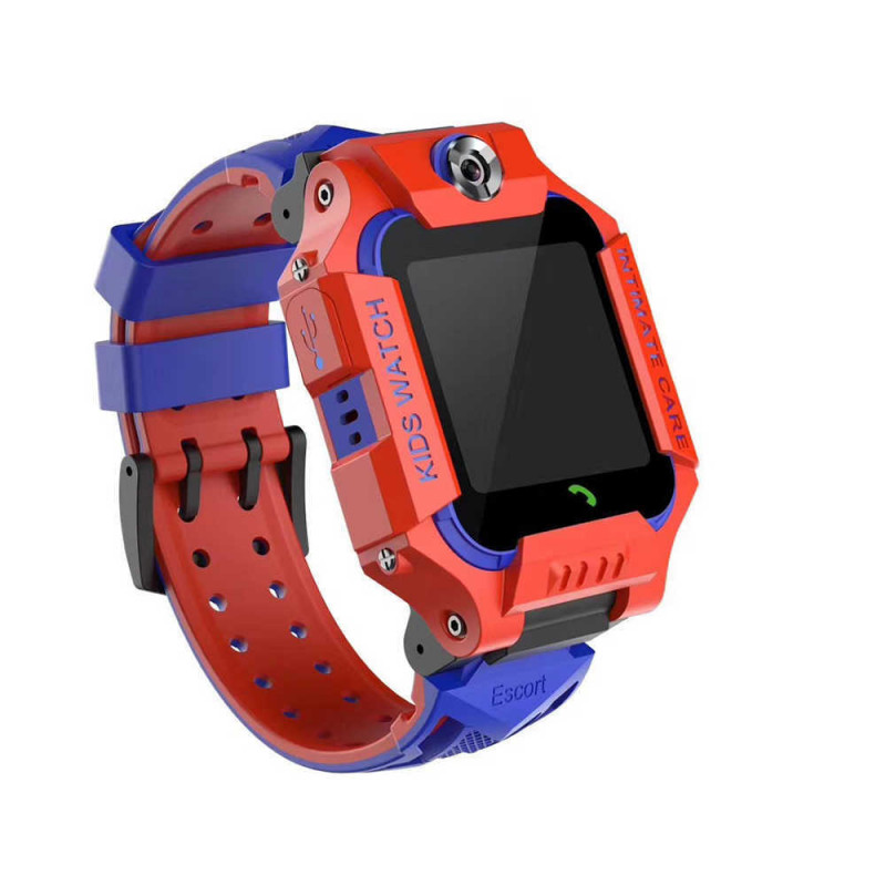 Детские GPS часы Smart Baby Watch Q88s
