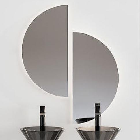 Зеркало Antonio Lupi Spicchio реверсивное ФОТО