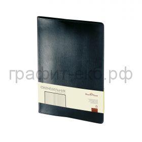 Еженедельник недат.214х294 BrunoVisconti PROFY  черный 64 л. 3-098/02