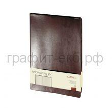 Еженедельник недат.214х294 BrunoVisconti PROFY коричневый 64 л. 3-098/03