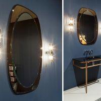Зеркало овальное Antonio Lupi Luxor Luxor10126