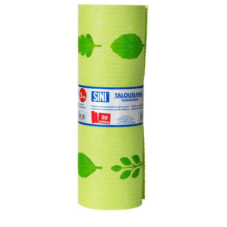 SINI Talousliinarulla 5 м Ткань в рулоне для уборки