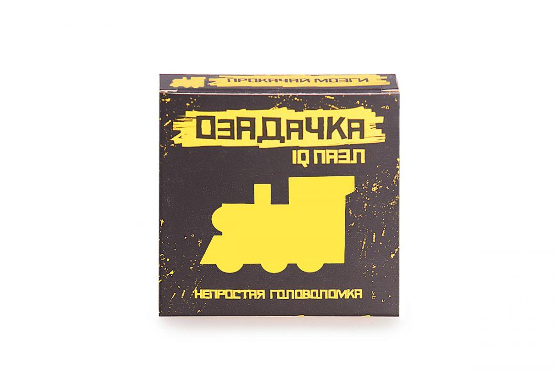 Головоломка ОЗАДАЧКА 22791 Тип Паровоз