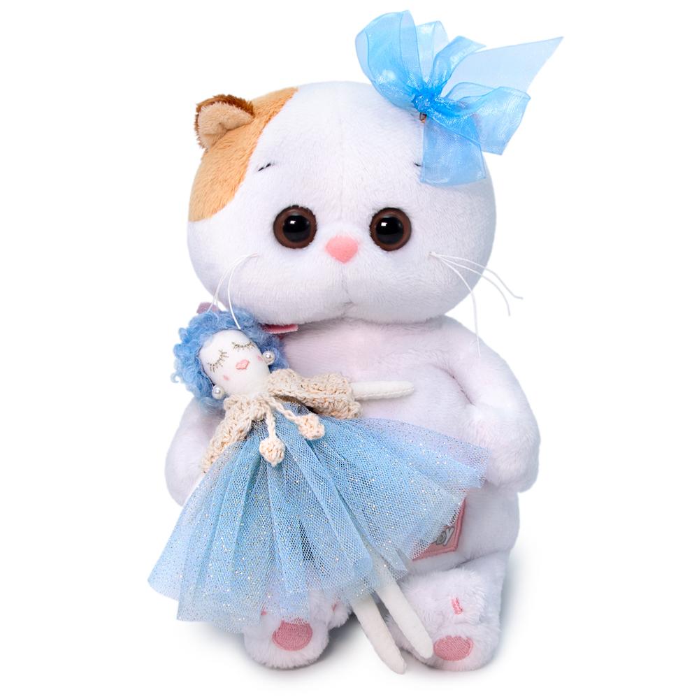 Мягкая игрушка BUDI BASA LB-050 Ли-Ли BABY с куклой Мальвиной 20 см