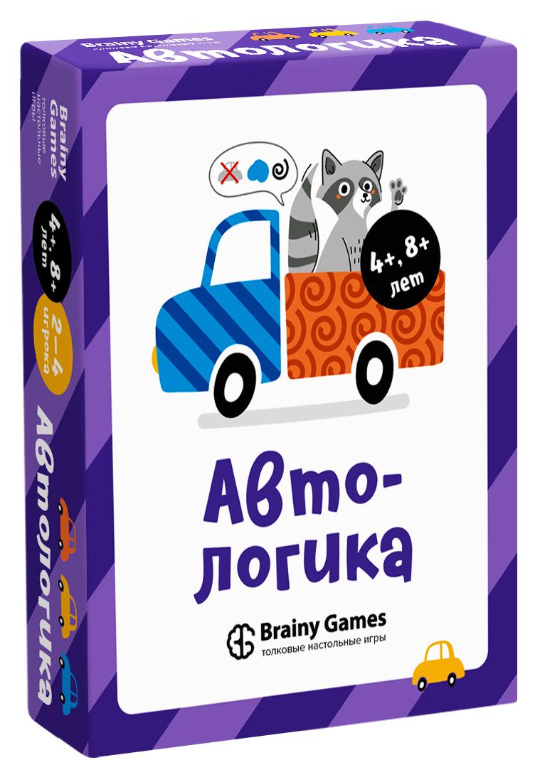 Настольная игра BRAINY GAMES УМ519 Автологика