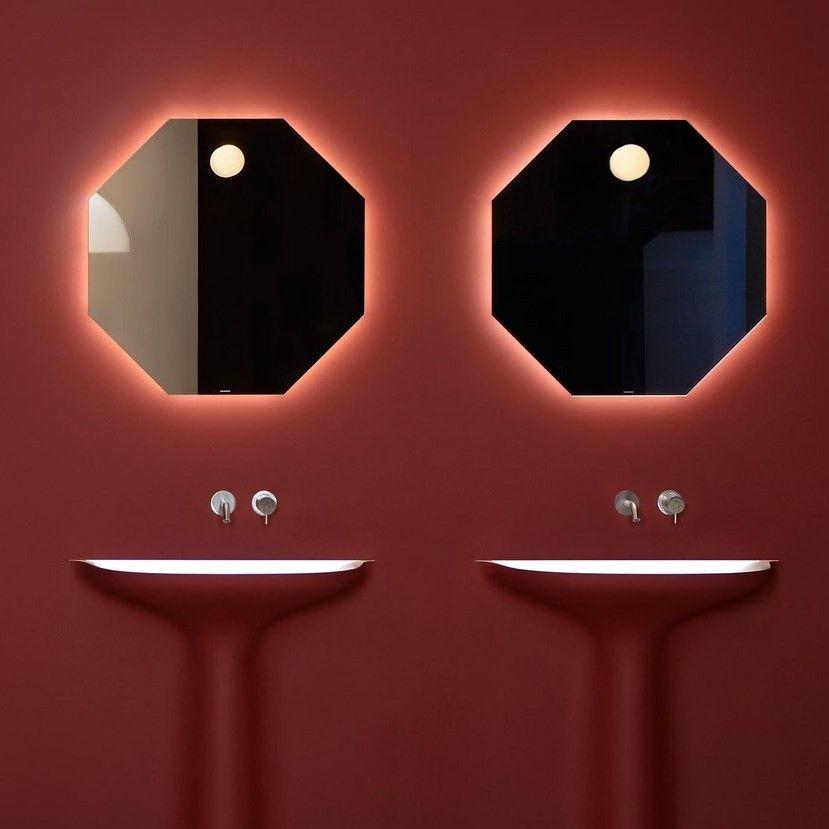Зеркало с подсветкой Antonio Lupi Modulo Modulo8W