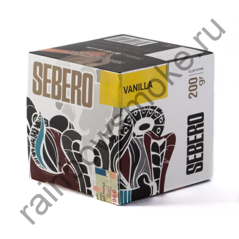 Sebero 200 гр - Vanilla (Ваниль)
