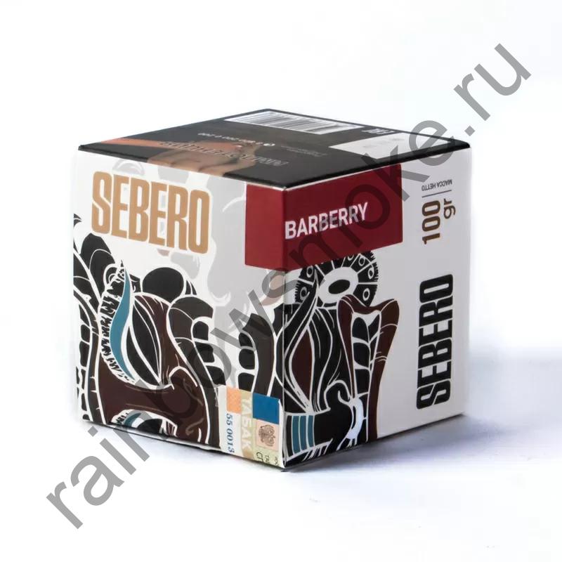 Sebero 100 гр - Barberry (Барбарис)
