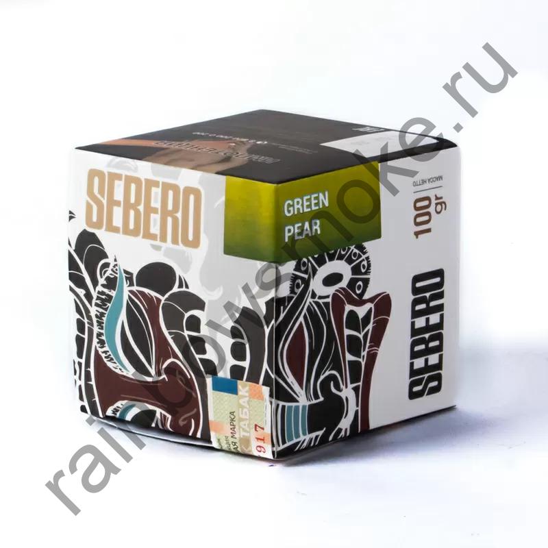 Sebero 100 гр - Green Pear (Зеленая Груша)