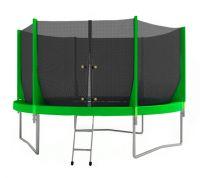 Батут OPTIFIT JUMP 6ft (1.83 м) зеленый