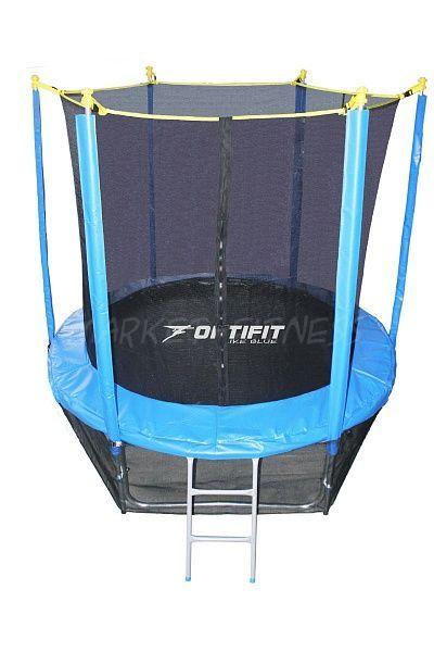 Батут OPTIFIT LIKE BLUE 8FT (2.44 м)
