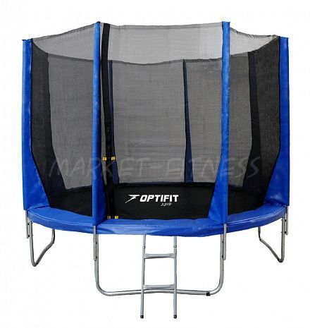 Батут OPTIFIT JUMP 12FT (3.66 м) синий