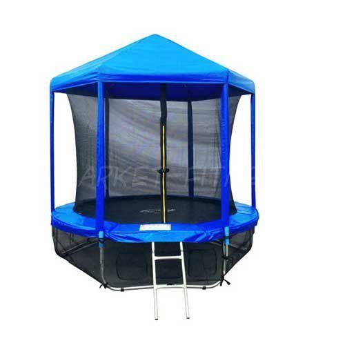 Батут Sport Elite GB20202-10FT с защитной сеткой и крышей (3,05 м)