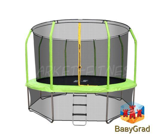 Батут BabyGrad Космо Макси 12ft (3,66 метра)