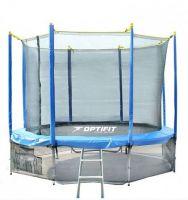 Батут OPTIFIT LIKE BLUE 16FT (4.88 м)