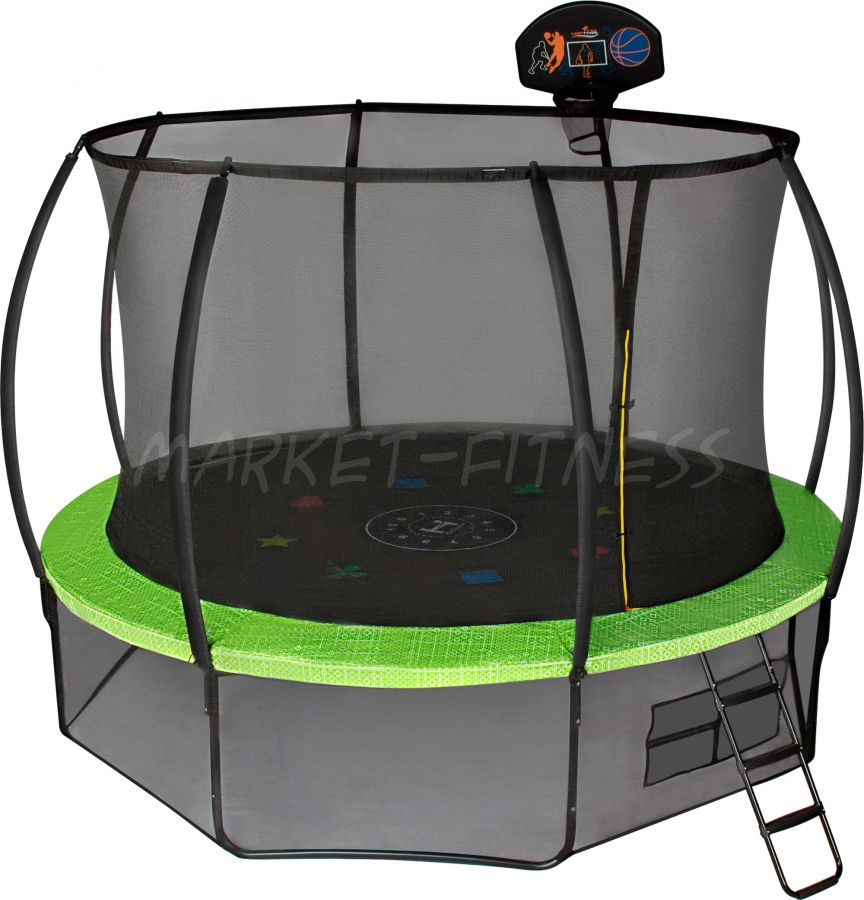 Батут Hasttings AIR GAME BASKETBALL 12ft