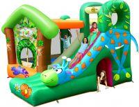 Детский надувной Игровой центр Жираф HAPPY HOP 9139