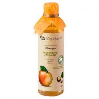 ОрганикЗон - Шампунь Укрепление и питание  для всех типов волос