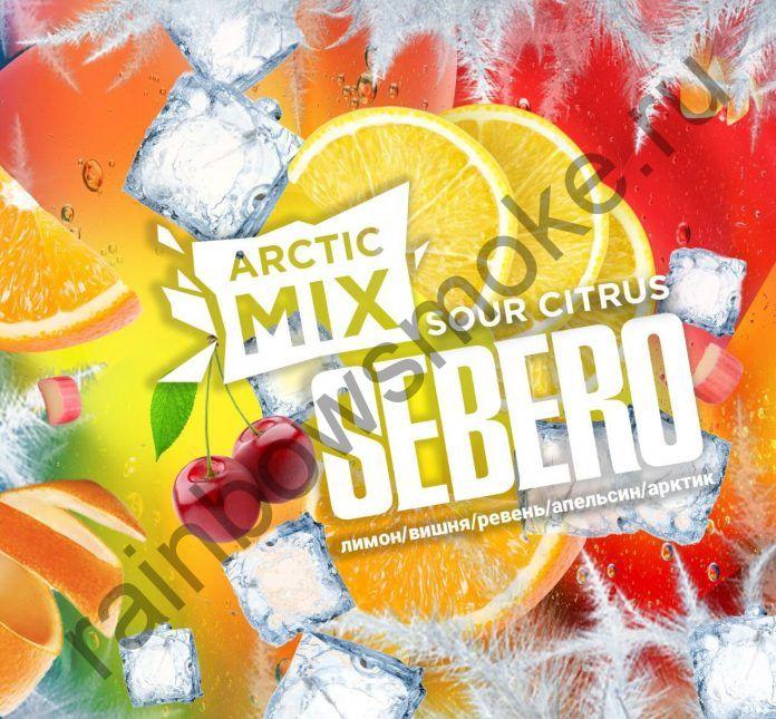 Sebero Arctic Mix 60 гр - Sour Citrus (Кислый Цитрус)