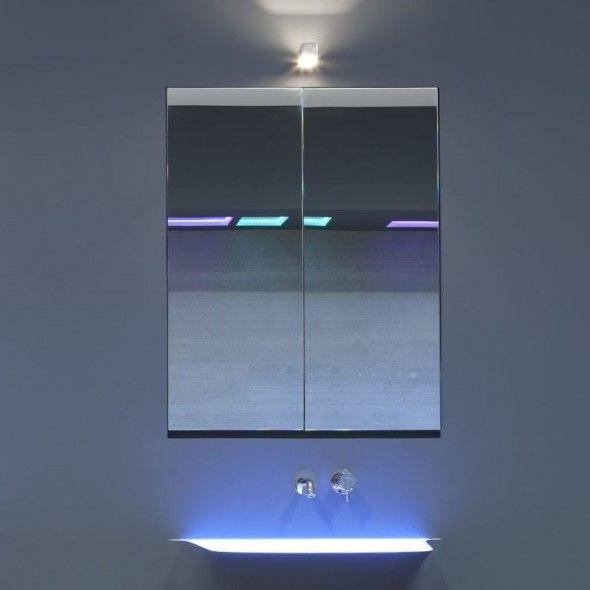 Зеркальный шкаф Antonio Lupi Mantra Mantra150 ФОТО