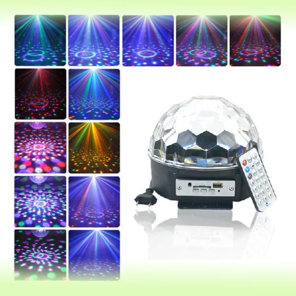 Светомузыка диско-шар Magic Ball Light