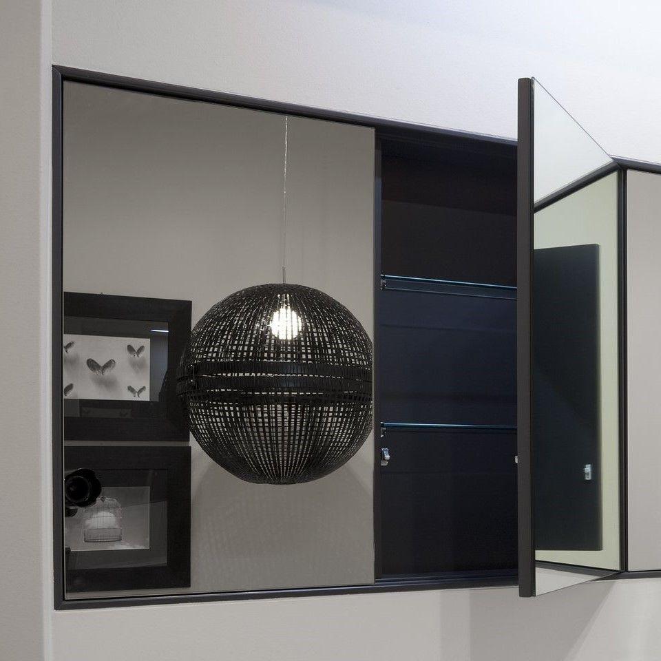 Зеркальный шкаф Antonio Lupi Teatro Teatro10014 ФОТО