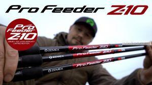 Удилище фидерное Zemex Pro Feeder Z-10 11 ft - 70 гр