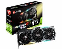Видеокарта GF RTX 2080 Ti 11GB GDDR6 Gaming Z Trio MSI (GeForce RTX 2080 Ti GAMING Z TRIO)