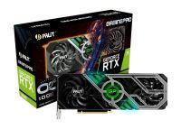 Видеокарта GF RTX 3080 10GB GDDR6X GamingPro OC Palit (NED3080S19IA-132AA)