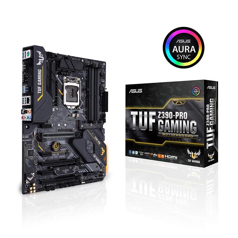 Материнская плата Asus TUF Z390-Pro Gaming Socket 1151