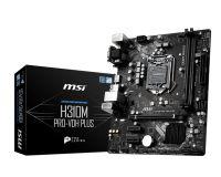 Материнская плата MSI H310M PRO-VDH Plus Socket 1151