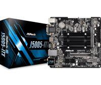 Материнская плата ASRock J5005-ITX Mini ITX