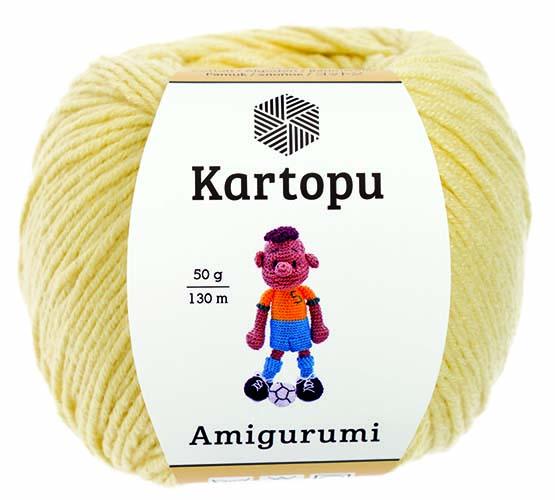 AMIGURUMI Цвет № K331