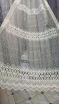 Тюль вышивка на сетке Турция 042