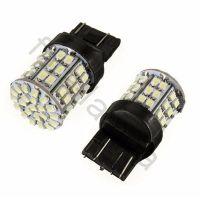 Светодиодные лампочки для авто оранжевые T20-64-3020
