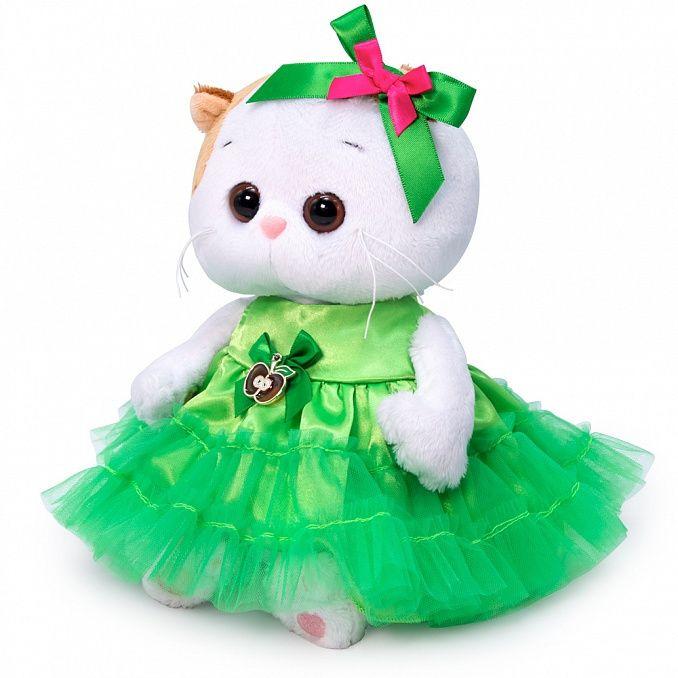 Ли-Ли Кошечка BABY в платье с яблочком