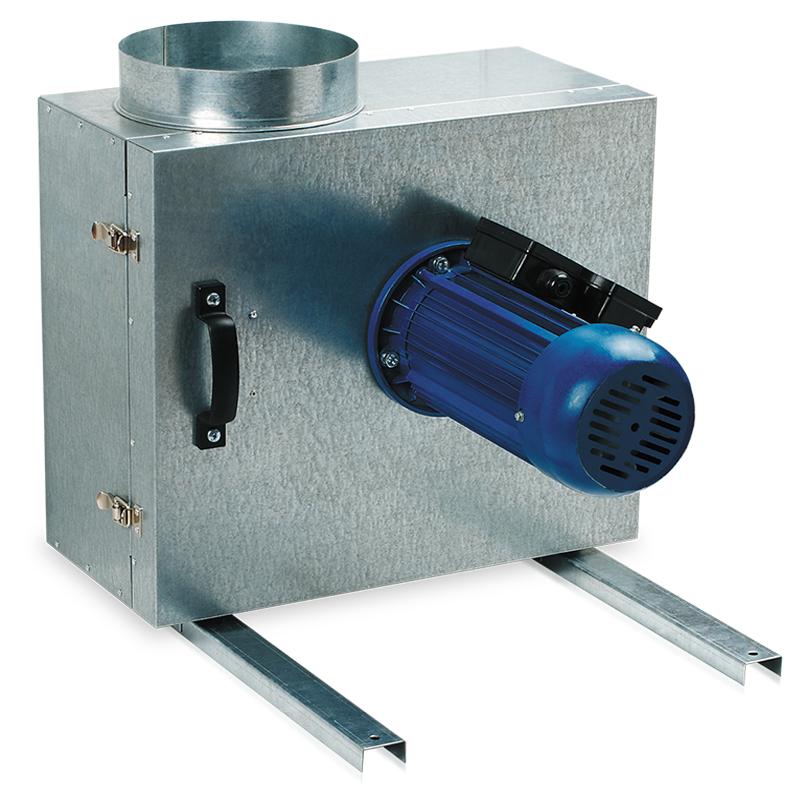 Кухонный вентилятор ISO-K 160 4D