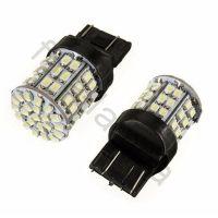 Автомобильные светодиодные лампочки без цоколя T20-64-3020
