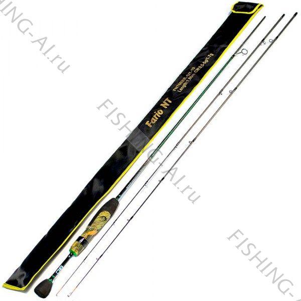 Спиннинг FARIO NT-2TIPS FNT602UL-S/T-19 0.5-5/1-7 г