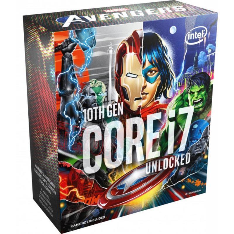 Процессор Intel Core i7 10700KA 3.8GHz (16MB, Comet Lake, 95W, S1200) Box (BX8070110700KA)